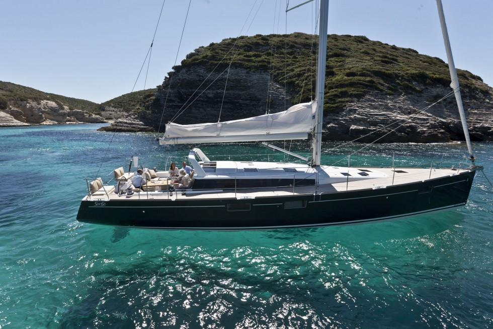 02/05/2012 - Bonifacio (FRA, Corsica) - Chantier Beneteau - Sense 55***02/05/2012 - Bonifacio (FRA, Corsica) - Chantier Beneteau - Sense 55
